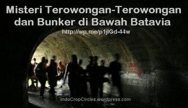 terowongan bawah jakarta batavia banner