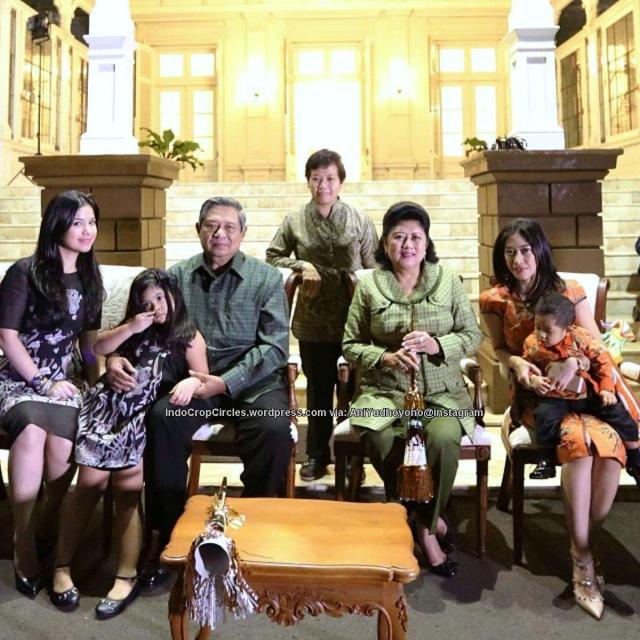 Ani Yudhoyono penampakan 3