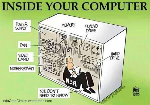 computer hack spy tapping nsa