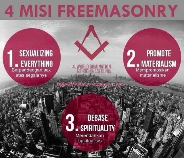 empat 4 misi freemasonry
