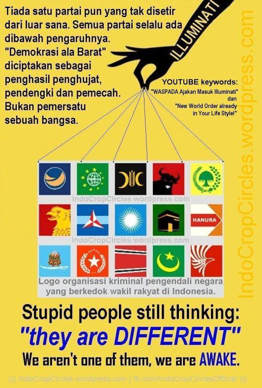 partai indonesia 2014