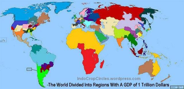 the-world-divided-into-regions-with-a-gdp-of-1-trillion-dollars
