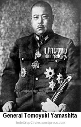 General Tomoyuki Yamashita general