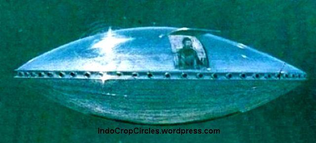 Joe Simonton - UFO Aliens - Eagle River 02