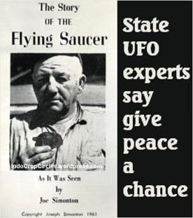 Joe Simonton - UFO Aliens - Eagle River 05