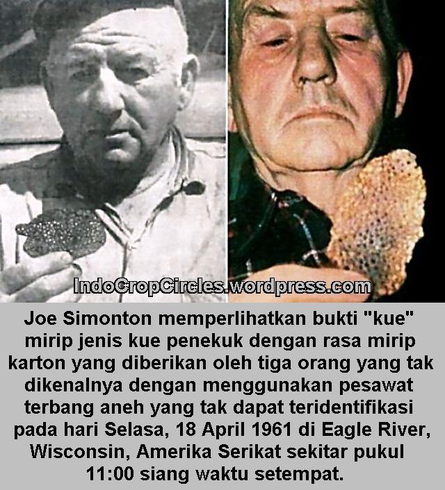 Joe Simonton - UFO Aliens - Eagle River 06
