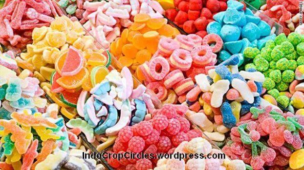 banned Foods Artificial Food Colors and Dyes makanan pewarna buatan USA