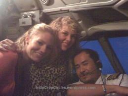 co-pilot MH370 dan penumpangnya 3