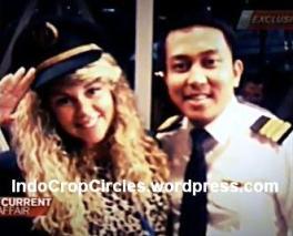 co-pilot MH370 dan penumpangnya