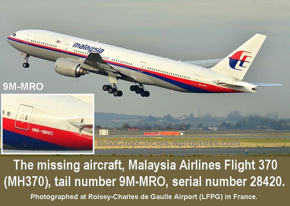 takkan pernah ditemukan misteri hilangnya pesawat malaysia airlinesmalaysian airlines missing boeing_777 200er_malaysia_al_(mas)_9m mro