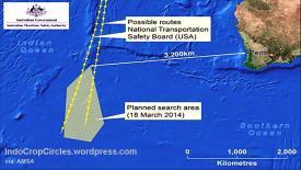 MAS MH370 debris western Perth Australia