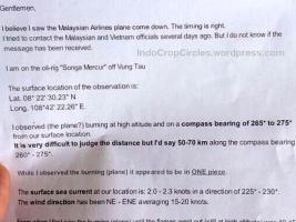 mh370 email saksimata rig di vietnam