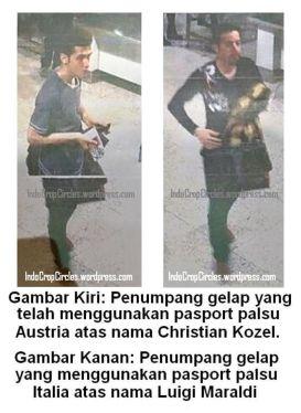 penumpang gelap mh370 dengan paspor palsu stolen passport