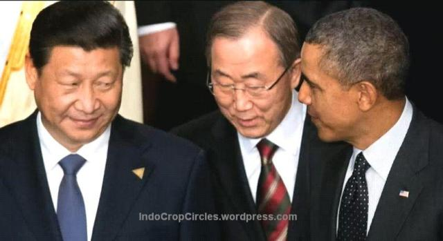 Pin Piramid Illuminati on Nuclear  Security Summit 2014 Xi Jinping Ban Ki Moon obama