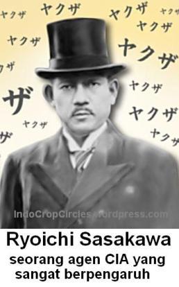 Ryoichi Sasakawa Japanese CIA