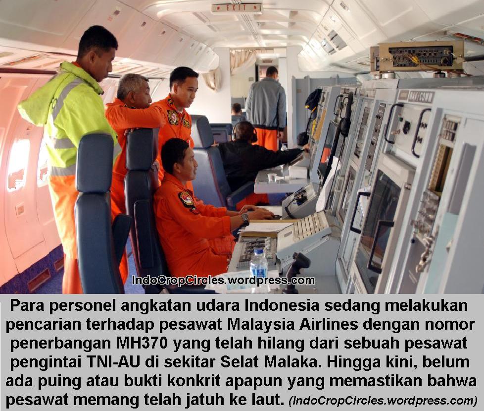 takkan pernah ditemukan misteri hilangnya pesawat malaysia airlinessearching mh370 by tni au indonesia