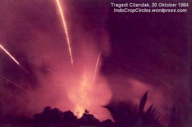 Tragedi Gudang Amunisi Meledak di Cilandak 1984 - 02