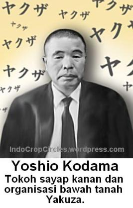 Yoshio Kodama Japanese Yakuza CIA