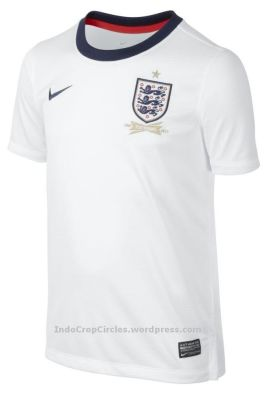 England Jersey 2014 white