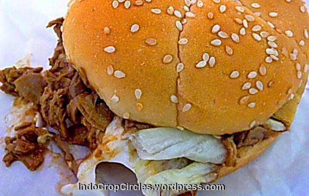 Jangan Pesan Makanan Ini KFC Barbecue Sandwiches