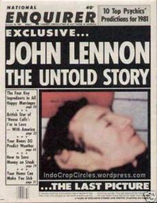 john lennon death