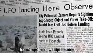 Lonnie Zamora ufo Socorro Landing 04