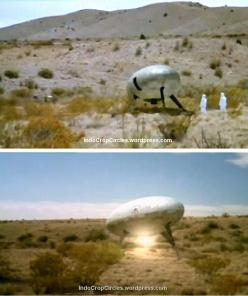 Lonnie Zamora ufo Socorro Landing 06