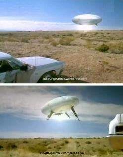 Lonnie Zamora ufo Socorro Landing 08
