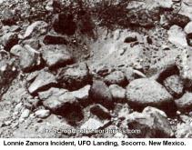 Lonnie Zamora ufo Socorro Landing 12