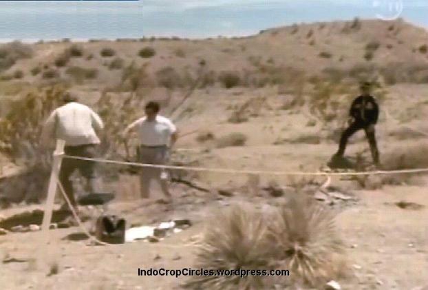Lonnie Zamora ufo Socorro Landing 18