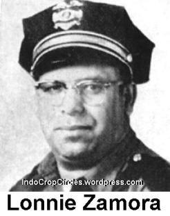 Lonnie Zamora ufo witness