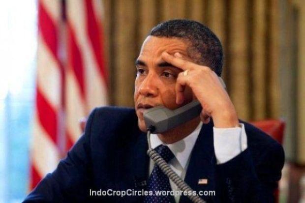 obama-phone call