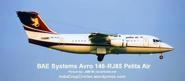 Pesawat-Kepresidenan RI BAE Systems Avro 146-RJ85