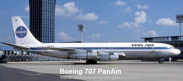 Pesawat-Kepresidenan RI Boeing 707 PanAm