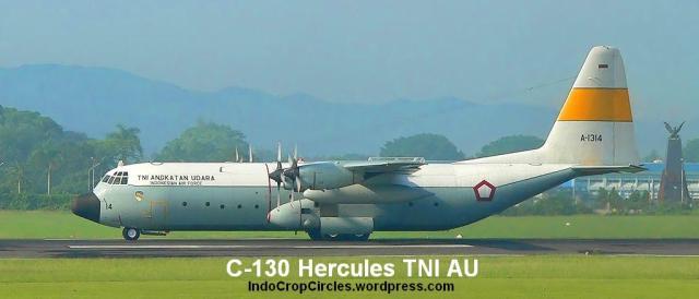 Pesawat-Kepresidenan RI C-130 Hercules TNI AU