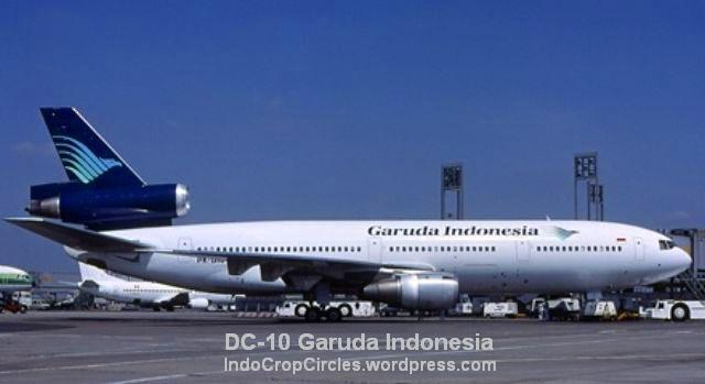 Pesawat-Kepresidenan RI DC-10 Garuda Indonesia