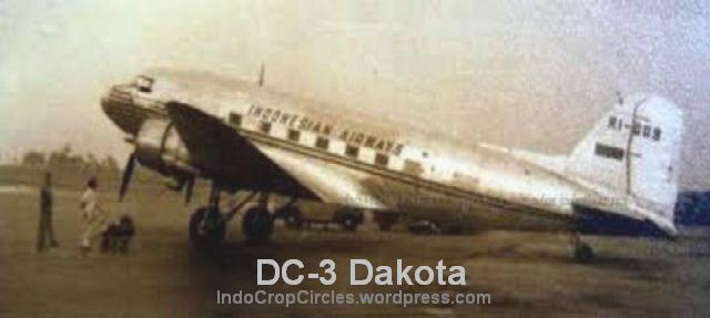 Pesawat-Kepresidenan RI DC-3 Dakota