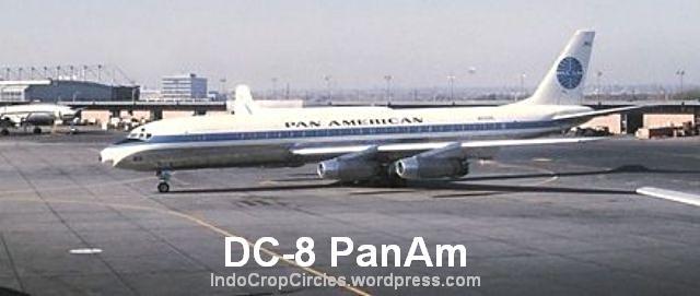 Pesawat-Kepresidenan RI DC-8 PanAm
