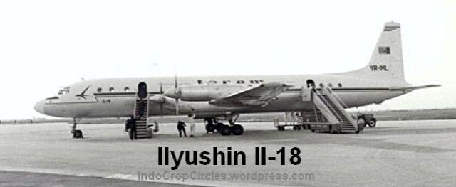 Pesawat-Kepresidenan RI Ilyushin Il-18