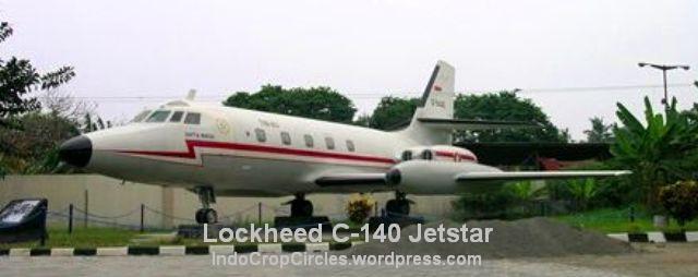 Pesawat-Kepresidenan RI Lockheed C-140 Jetstar