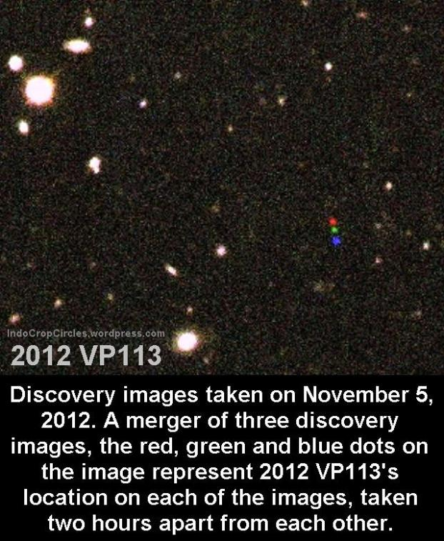 planet 2012_VP113