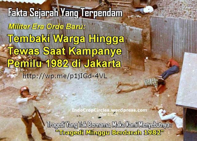 Tragedi Minggu Berdarah 1982 - Pemilu 1982 banner