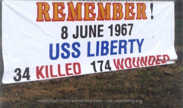 USS-Liberty remember