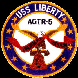 uss liberty slibcrst