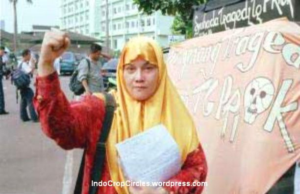 Dewi Wardah isteri Amir Biki