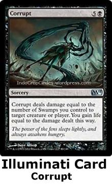 illuminati card corrupt