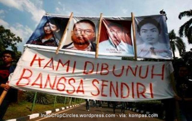 kami dibunuh bangsa sendiri tragedi 1998