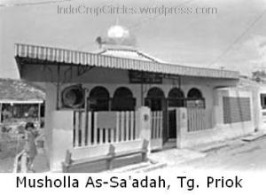 Musholla As-Sa'adah Tg Priok