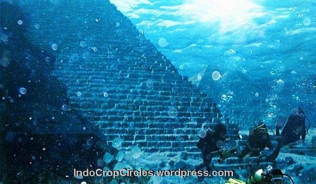 Temuan Piramida Besar Di Bawah Samudera Atlantik