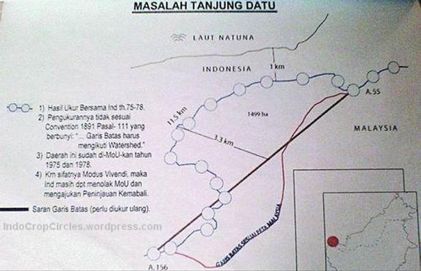 Peta Camar Wulan dan Tanjung Datu. (foto: equator.com)